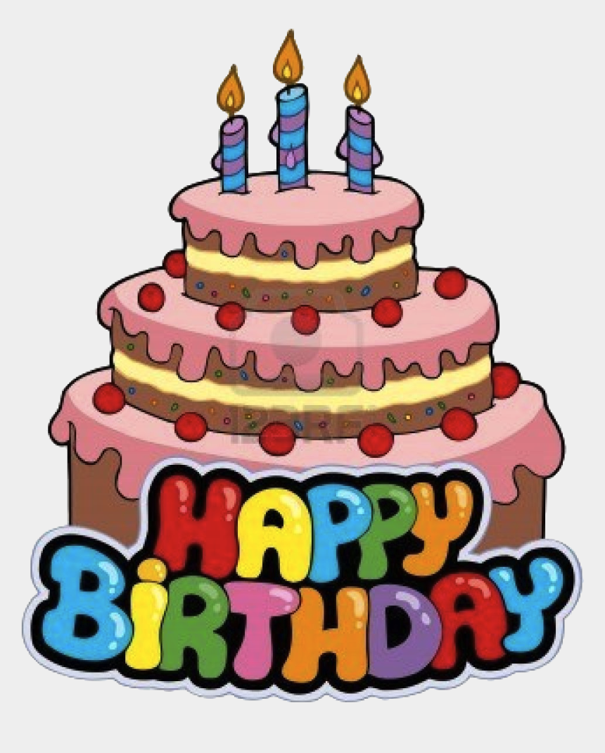 cake clipart, Cartoons - Happy Birthday Cake Clipart Transparent - Cake Happy Birthday Png