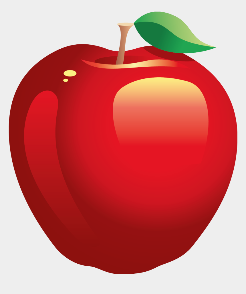 apple clip art, Cartoons - Apple Pic - Transparent Background Apple Clipart