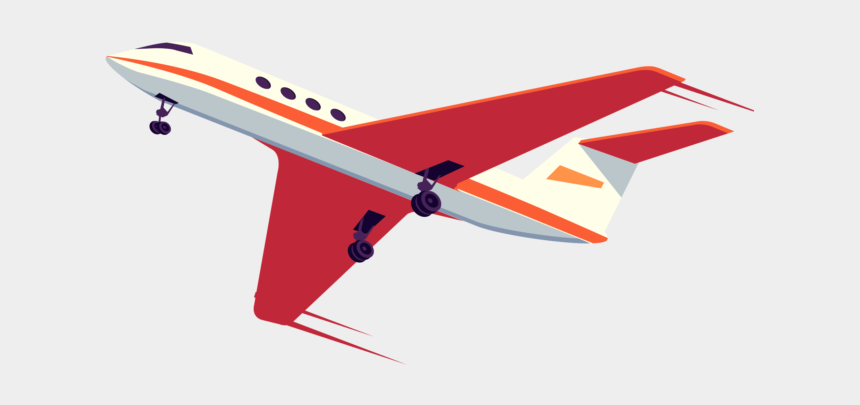 airplane clipart, Cartoons - Airplane Clipart Png