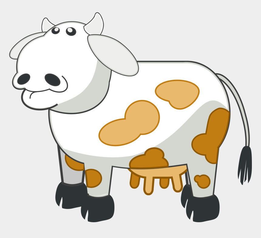 cow clipart, Cartoons - Cattle Clipart Big Cow - Cow Clip Art