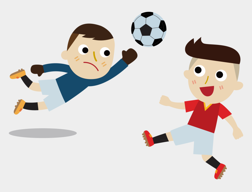 Children Playing Football Clipart Child Football Cartoon Cliparts Cartoons Jing Fm