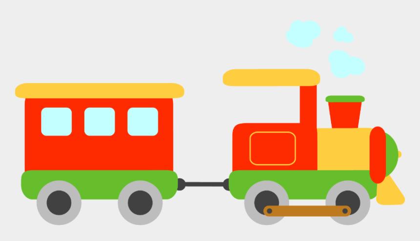 train clipart, Cartoons - Clipart Shapes Train - Desenho Meios De Transporte