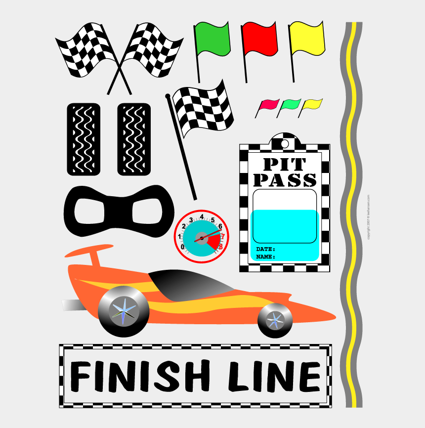 car clipart, Cartoons - Race Car Clipart For E's Birthday Could Use Some Of - Race Car Scrapbook Stickers