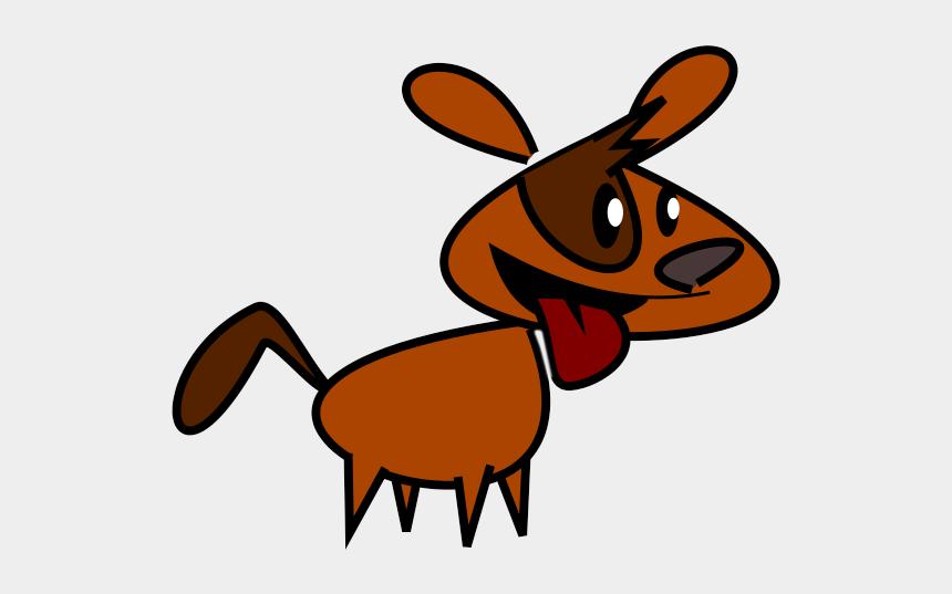 dog clipart, Cartoons - Cute Dog Clipart - Cartoon Dog Transparent Background