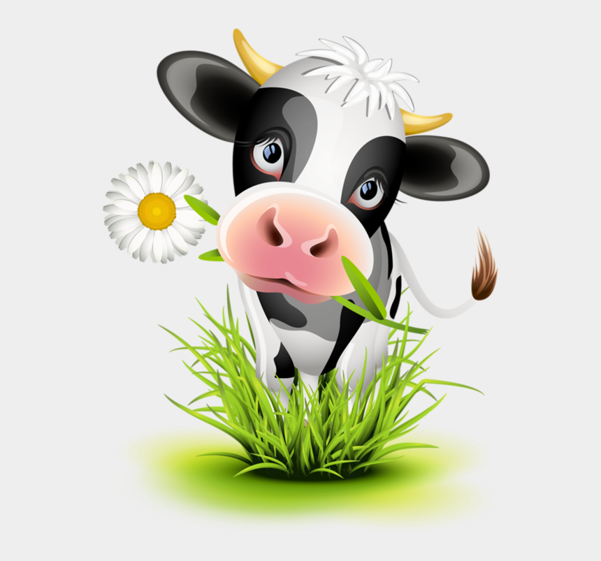 cow clipart, Cartoons - Cow - Holstein Cow Happy Birthday