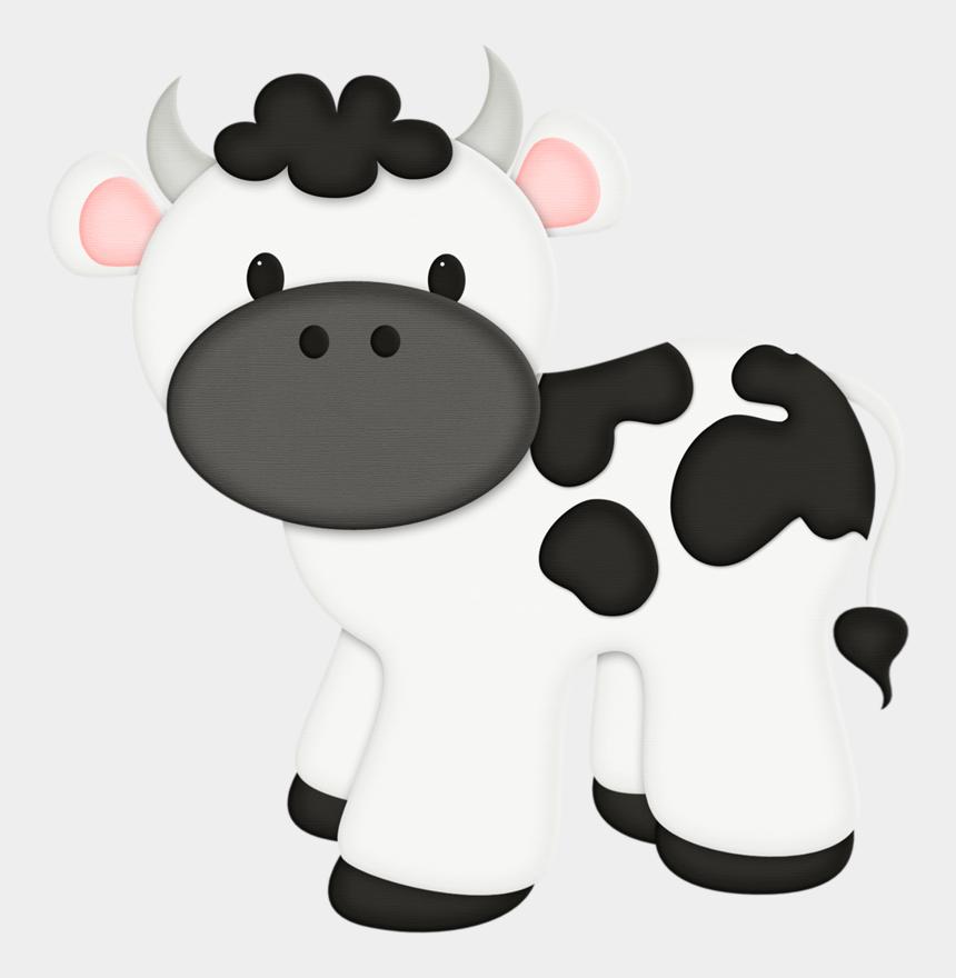 cow clipart, Cartoons - Cow Clip Art - Animales De La Granja Animados La Vaca