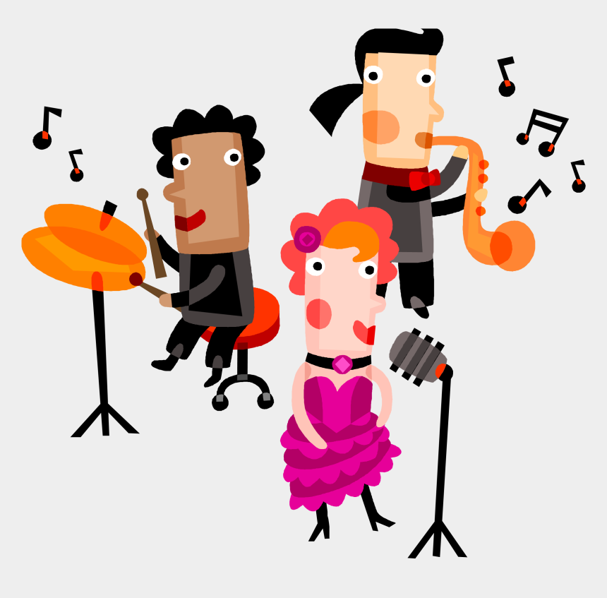 music clipart, Cartoons - Kids Music Clipart - Musical Performance Clip Art