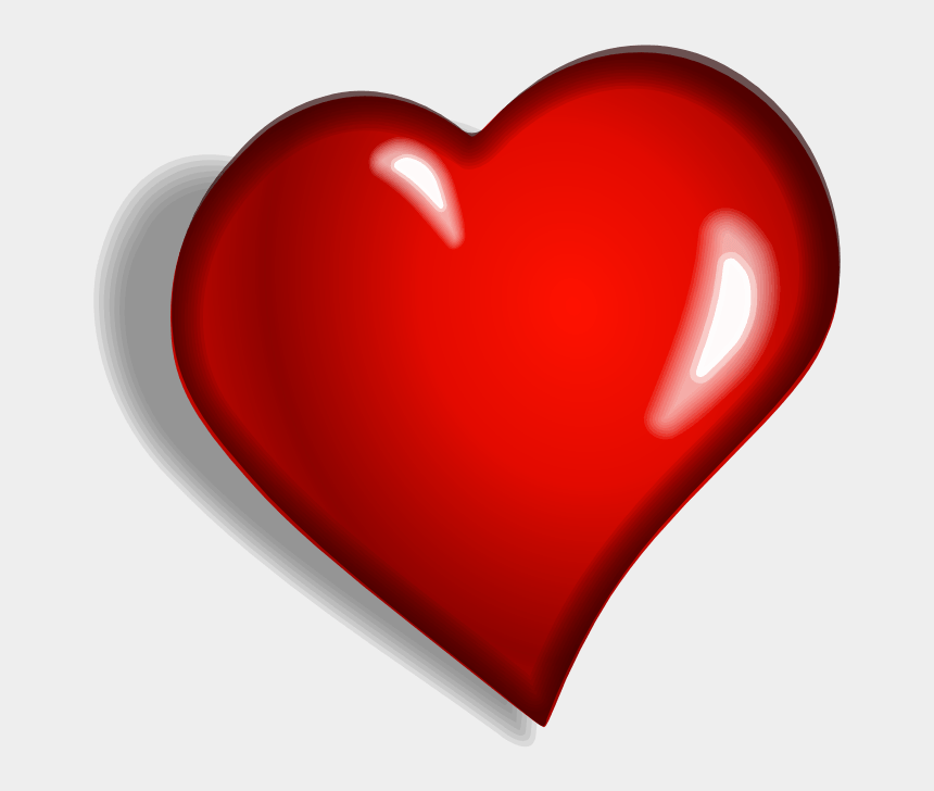 heart clipart, Cartoons - People - Herz I Love You