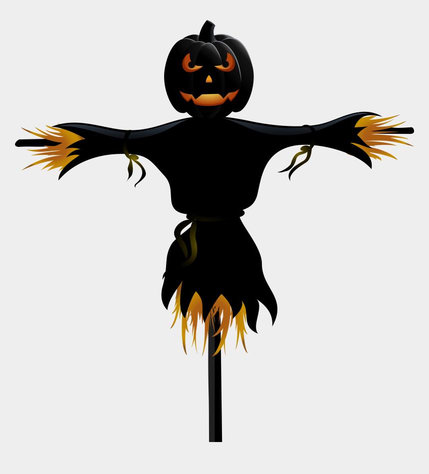 halloween clipart, Cartoons - Pumpkin Png Clipart - Halloween Scarecrow Png