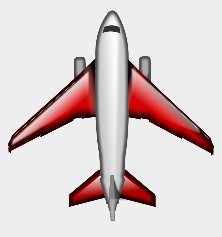 airplane clipart, Cartoons - Free To Use Public Domain Airplane Clip Art - Cartoon Airplane Top View
