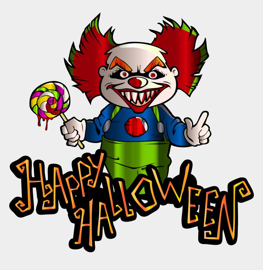 halloween clipart, Cartoons - Pin By Anahita Daklani On Halloween Clipart Images - Halloween Clown Clipart