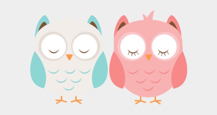 owl clipart, Cartoons - Clipart Wallpaper Blink - Boy And Girl Owl
