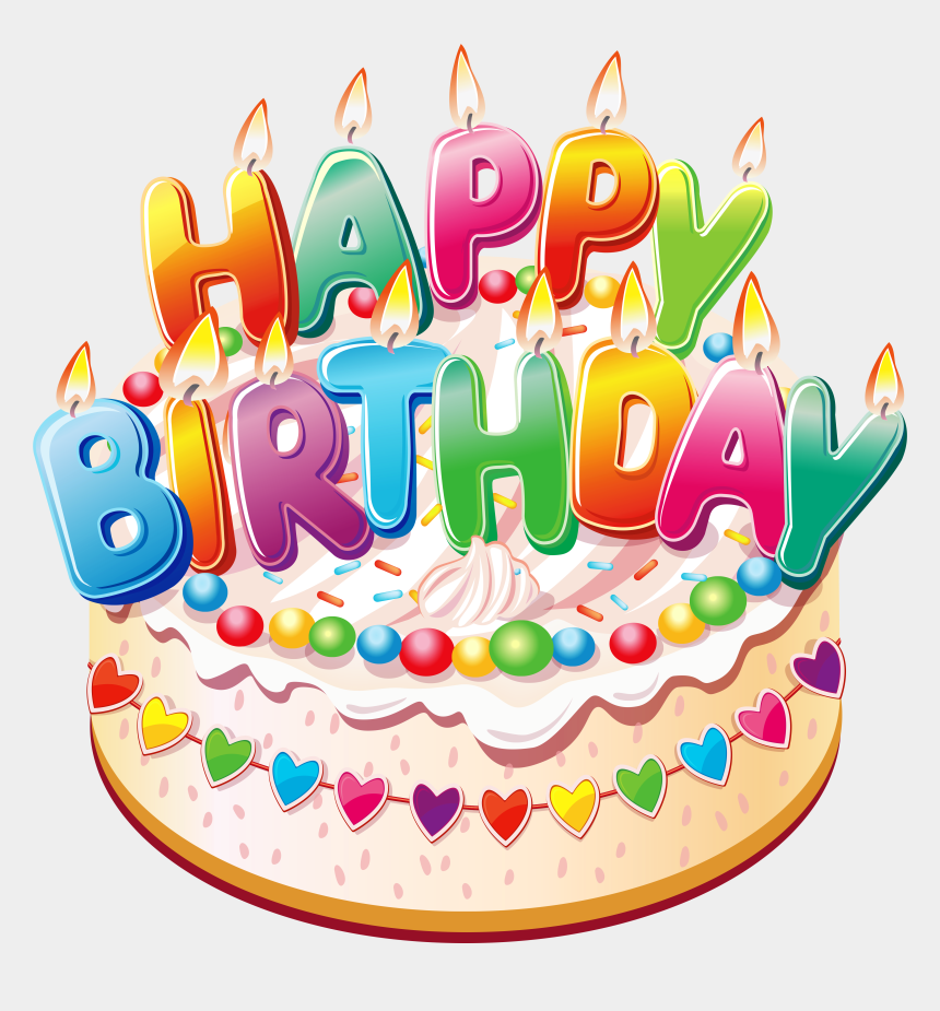 happy birthday clipart, Cartoons - Clipart Pictures Of Birthday Cakes Birthday Pictures - Happy Birthday Cake Png