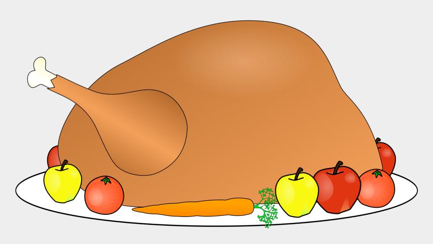 thanksgiving clip art, Cartoons - Thanksgiving Clip Art - Turkey Thanksgiving Food Cartoon