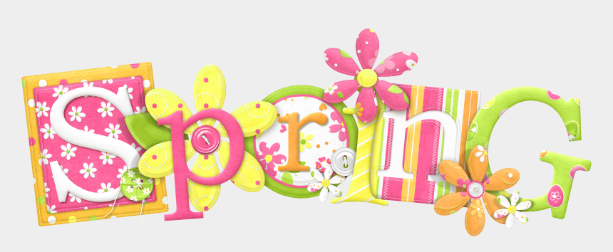 spring clipart, Cartoons - Spring Clip Art Free Clipart Image - Spring Clipart Png