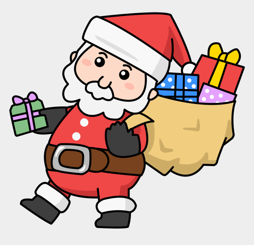 thanksgiving clip art, Cartoons - Public Domain Clip Art Free Thanksgiving Clipart Public - Christmas Cute Cartoon Santa