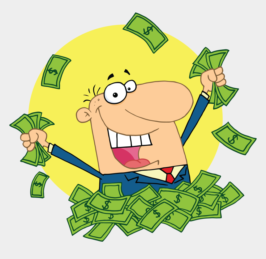 Animated money. Clipart cartoon png cliparts