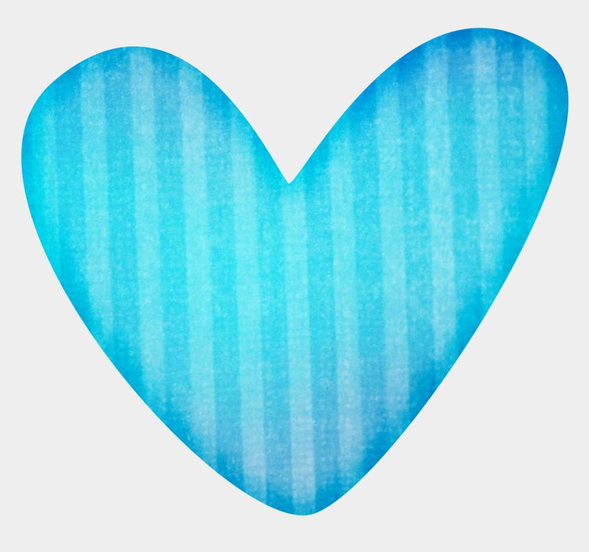 heart clipart, Cartoons - Turquoise Heart Clipart - Heart Blue Clipart