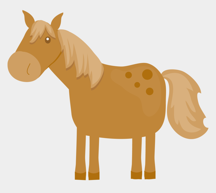 horse clipart, Cartoons - Dead Horse Cartoon - Cute Horse Clipart Png