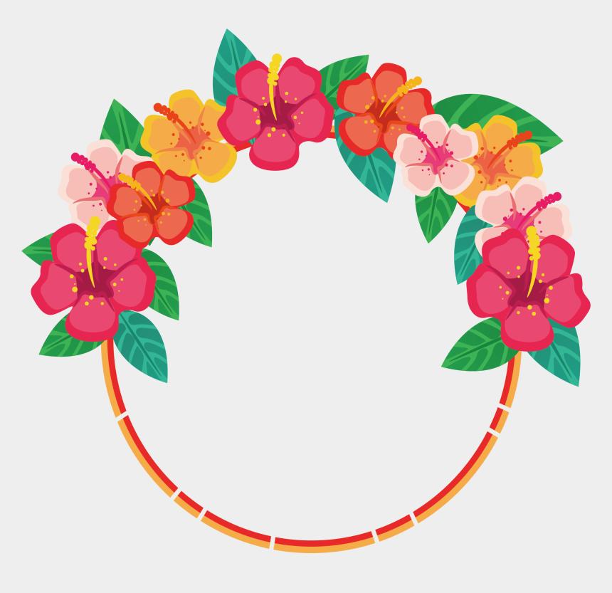 flower clipart, Cartoons - Flower Floral Design Download Clip Art - Flower Round Border Designs