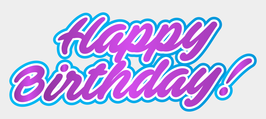 Happy Birthday Pink Blue Clip Art Png Image Birthday Background Hd Png Cliparts Cartoons Jing Fm