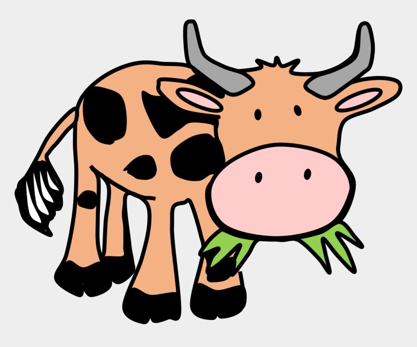 animal clipart, Cartoons - Animal Clip Art - Cow Farm Animals Clipart