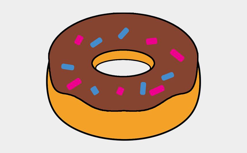food clipart, Cartoons - Doughnut Clipart Food Snack Fast-food Cartoon - Food Clipart
