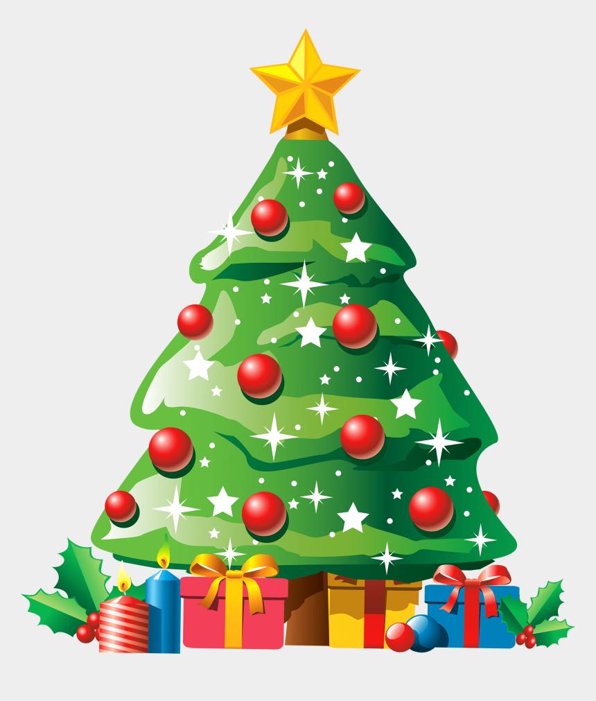 christmas tree clipart, Cartoons - Christmas Tree Clipart - Merry Christmas Christmas Tree Clipart