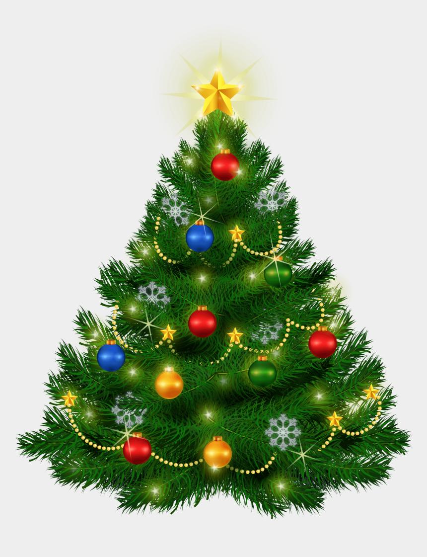 christmas tree clipart, Cartoons - Beautiful Christmas Tree Png Clipart - Beautiful Merry Christmas Christmas Tree