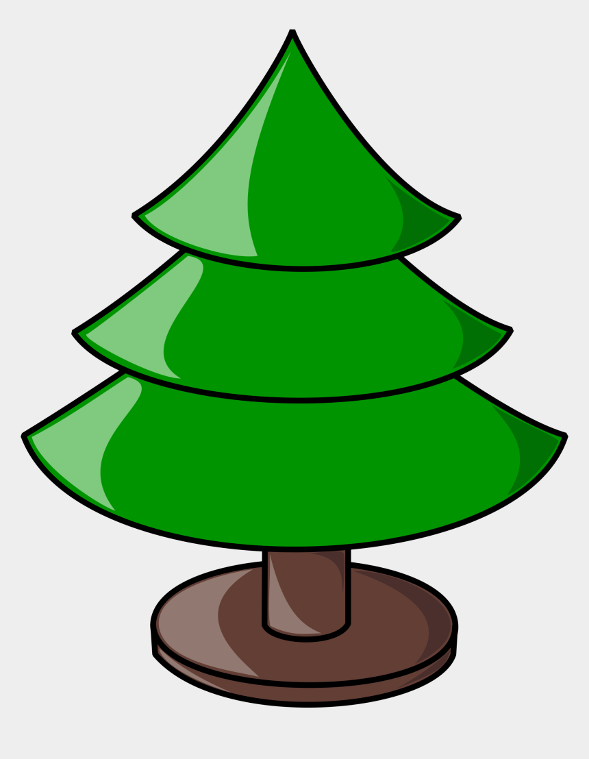 christmas tree clipart, Cartoons - 28 Collection Of Plain Christmas Tree Clipart - Christmas Tree Not Decorated