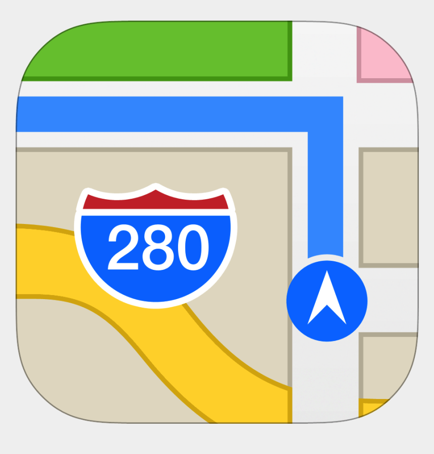 video clips of mapona volume 1, Cartoons - Maps Analyst Projects At Lionbridge And Shasta Project - Apple Maps Icon Svg