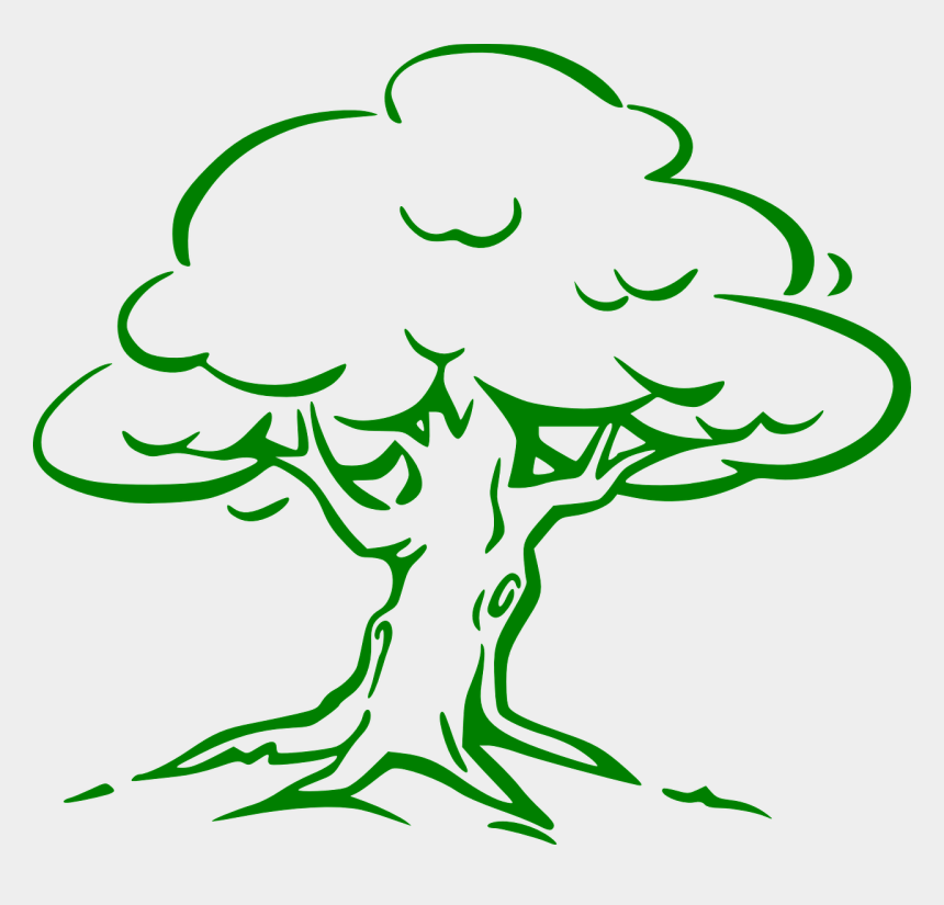 acorn clip art, Cartoons - Cartoon Tree Imges - Oak Tree Drawing Easy
