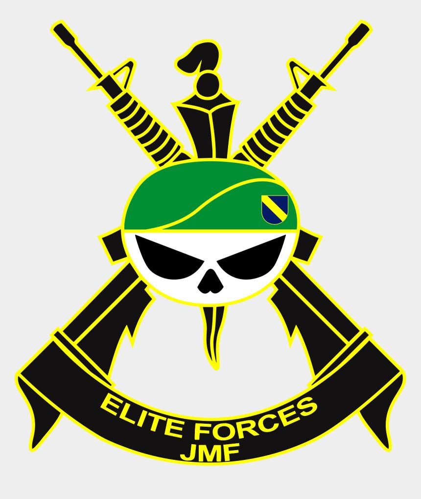 military clip art, Cartoons - Border Patrol Badge Clip Art - Johor Military Force Logo