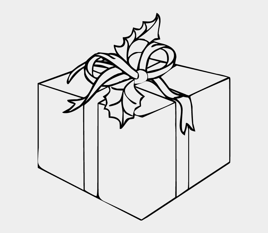christmas presents clip art, Cartoons - Drawing Presents Christmas Gift - Gift Box Clip Art