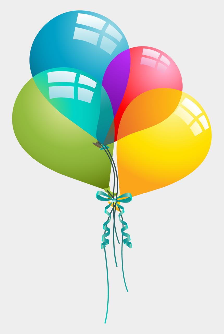 Balloons birthday. Clipart balloon