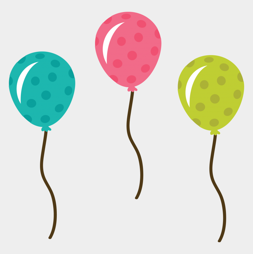 birthday balloons clip art, Cartoons - Birthday Balloons Free Birthday Balloon Clip Art Free - Balloons Clipart Png