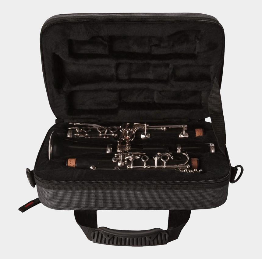 clarinet clipart, Cartoons - Gator Clarinet Case Gl Clarinet A - Piccolo