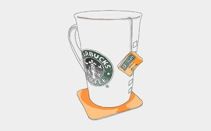 beer mug clipart, Cartoons - Tea Coffee Cup Starbucks Bag Free Clipart Hd - Tea