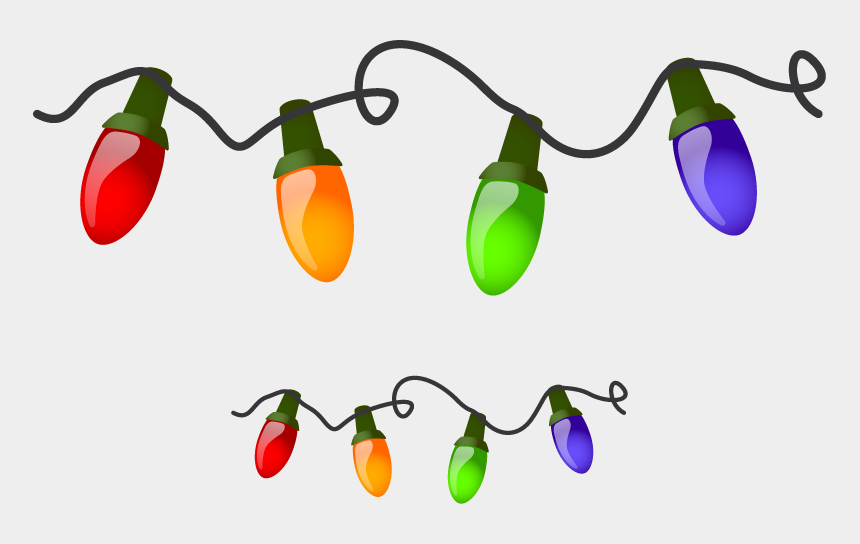 "christmas light clipart, Cartoons - This Post Contains Some Of The Best Collection Of ""animated - Christmas Lights Cartoon"