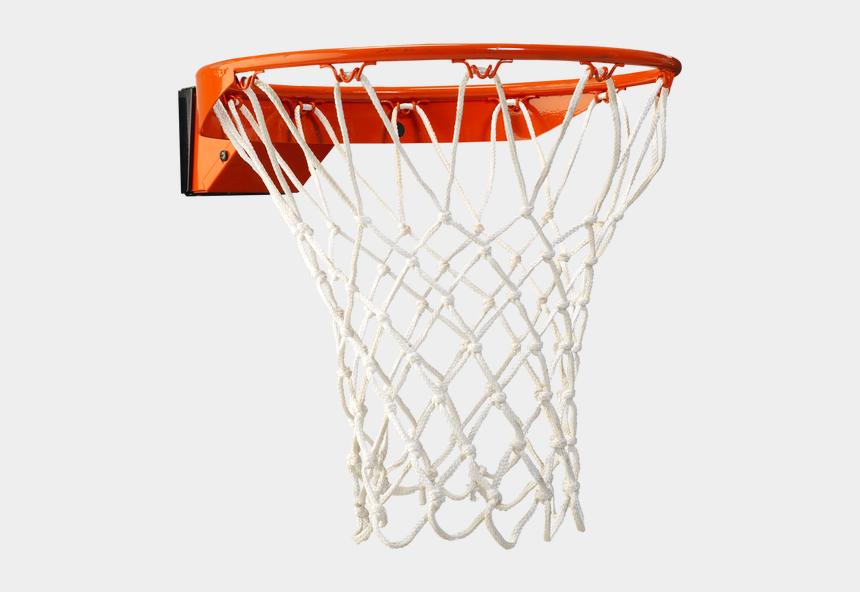 basketball hoop clipart black and white, Cartoons - Basketball Net Png - Rim Basketball