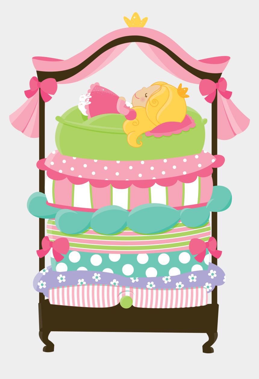 bed clip art, Cartoons - Disney Princess Dress Up, Cute Clipart, Girl Clipart, - Greeting Card Birthday Party