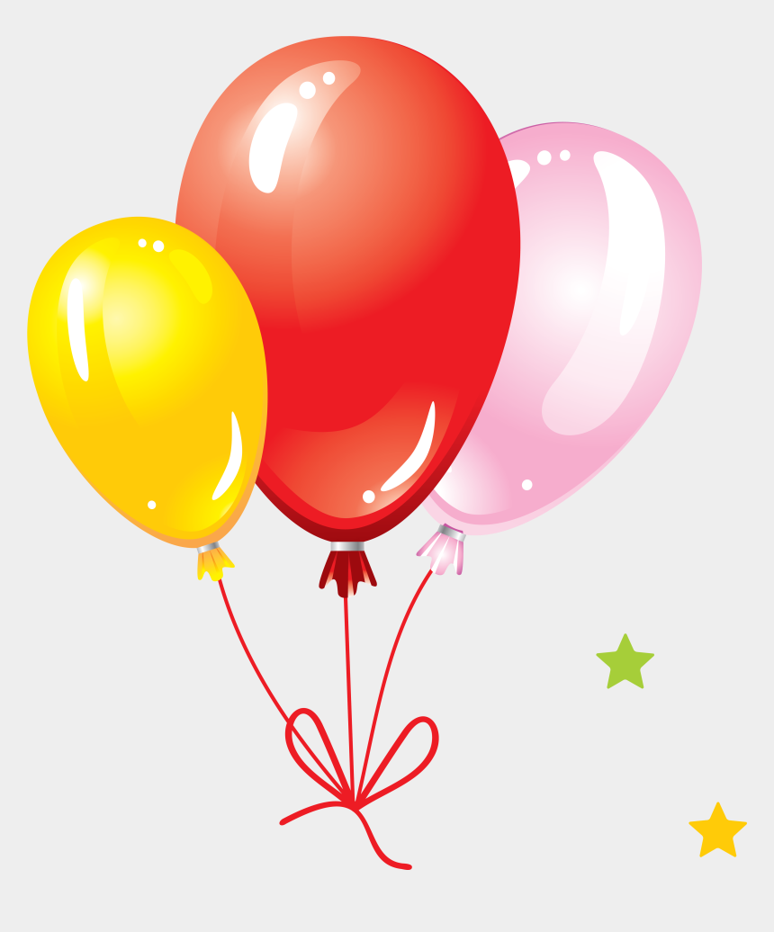 birthday balloons clip art, Cartoons - Birthday Balloons Png - Balloon Png File