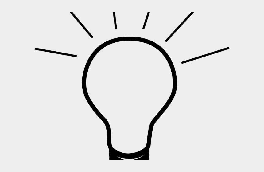 light bulb clipart, Cartoons - Light Bulb Clipart Understanding