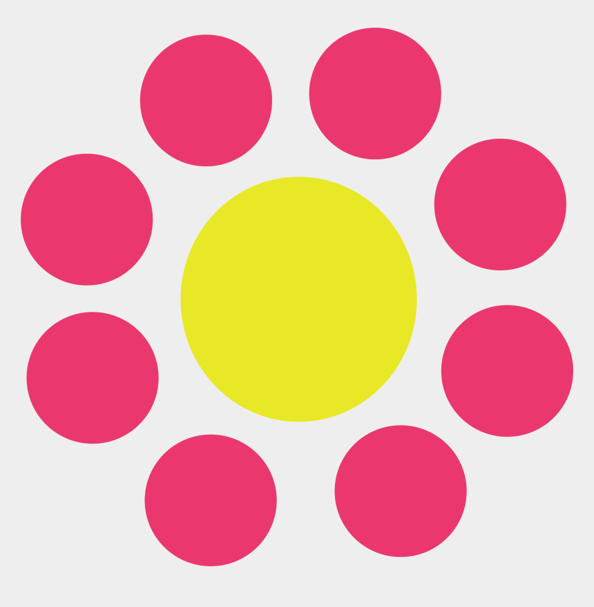 circle clip art, Cartoons - Clip Art Circles - 9 Circles In A Circle