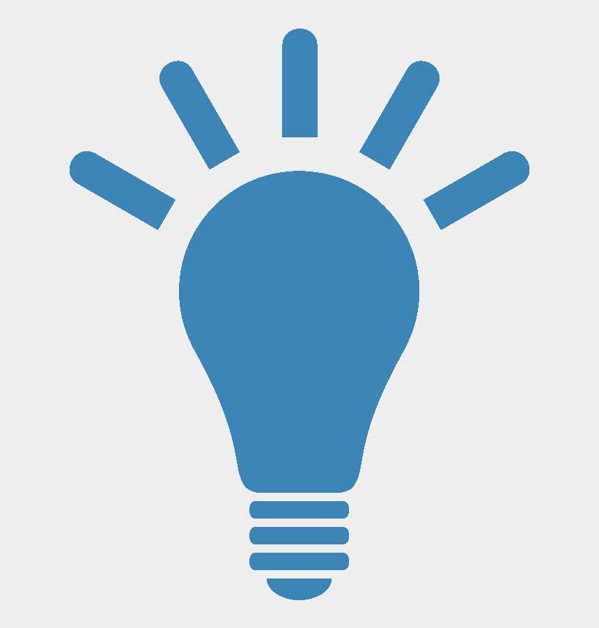 light bulb clipart, Cartoons - Lightbulb Clipart Smart Lightbulb - Light Bulb Idea Icon