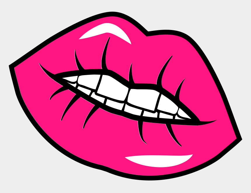 Lips Clipart Eyelash Lips Pop Art Png Cliparts Cartoons Jing Fm