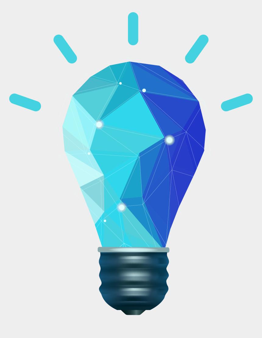 light bulb clipart, Cartoons - Light Bulb Clipart Png Image - Blue Light Bulb Clipart