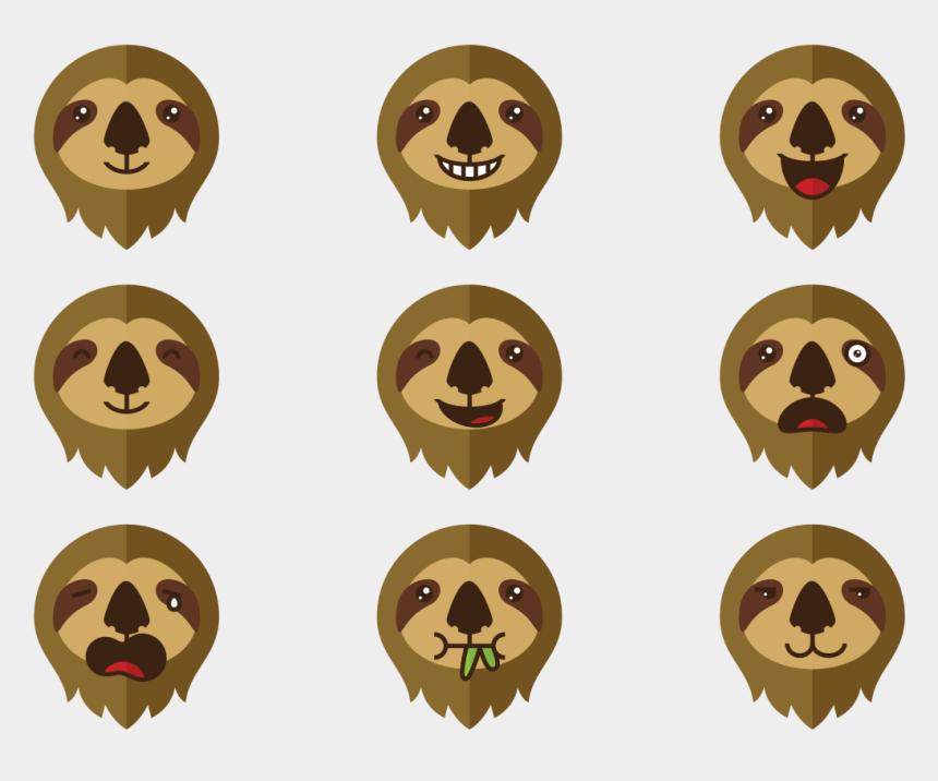 sloth clipart, Cartoons - Feeling Clipart Human Emotion - Portable Network Graphics