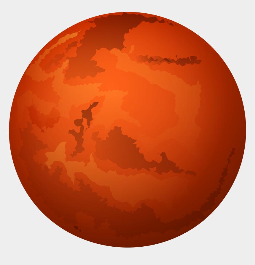circle clip art, Cartoons - Mars Png Clip Art - Circle