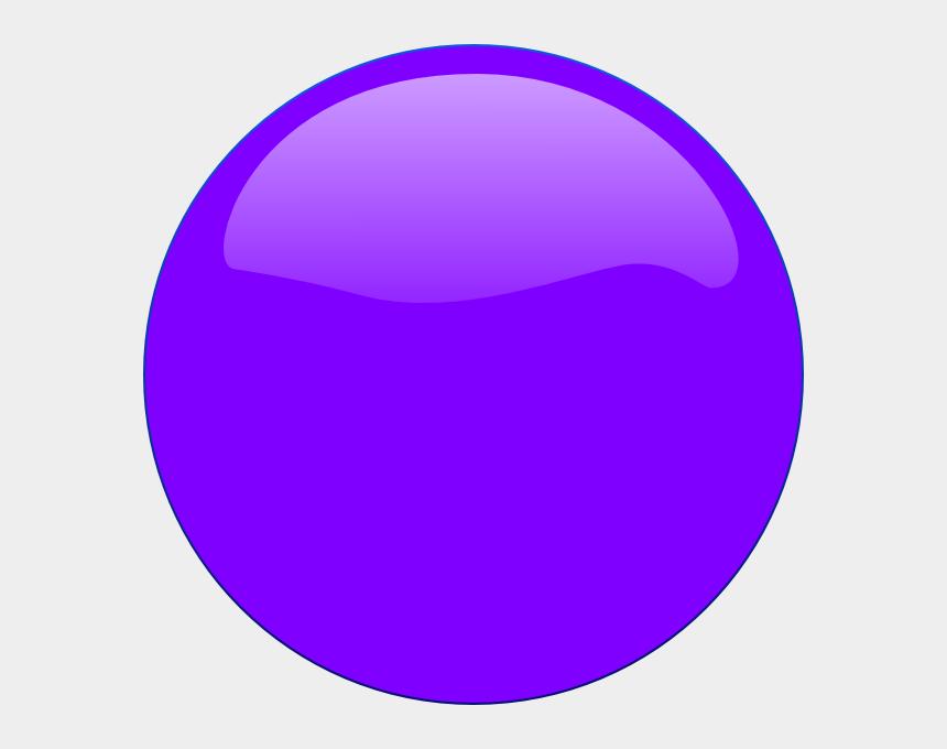 circle clip art, Cartoons - Purple Circle Clip Art - Purple Circle No Background